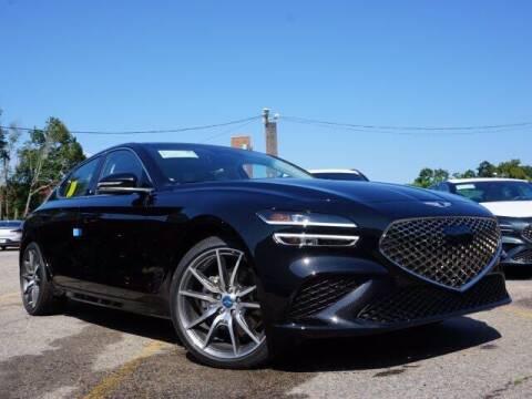 2022 Genesis G70 for sale at Mirak Hyundai in Arlington MA