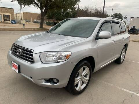2010 Toyota Highlander for sale at Sima Auto Sales in Dallas TX