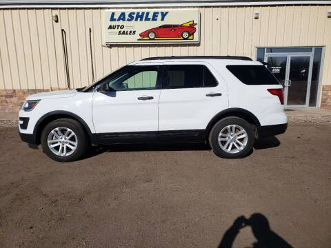 2017 Ford Explorer for sale at Lashley Auto Sales in Mitchell NE