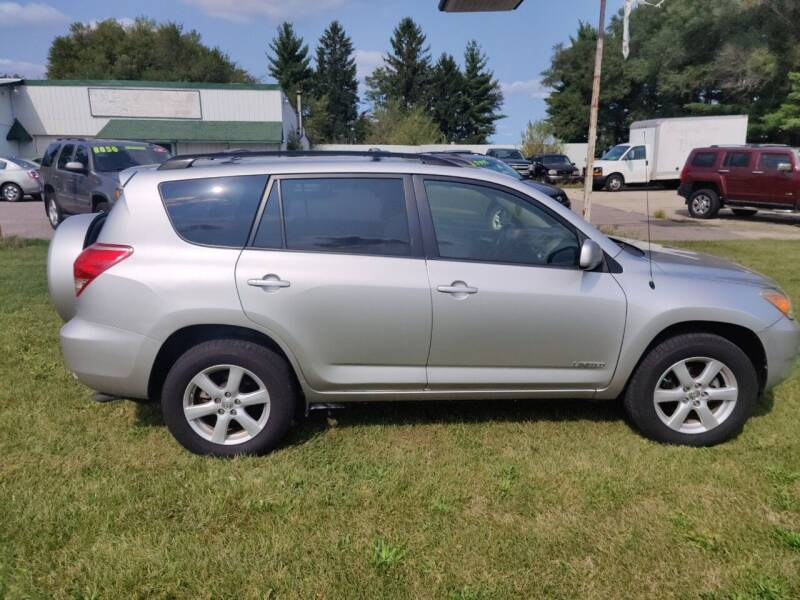 2007 Toyota RAV4 for sale at SCENIC SALES LLC in Arena WI
