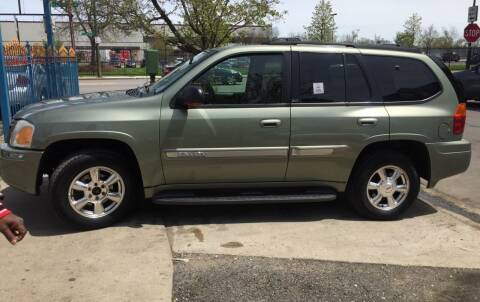 2003 GMC Envoy for sale at HW Used Car Sales LTD in Chicago IL