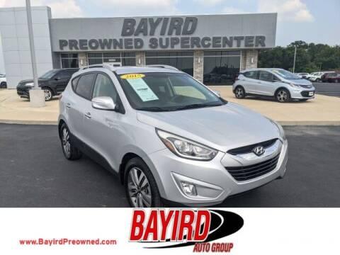 2015 Hyundai Tucson for sale at Bayird Truck Center in Paragould AR