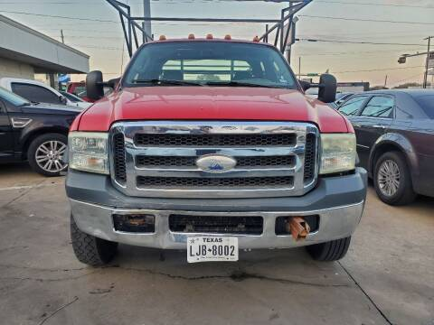 2005 Ford F-450 Super Duty for sale at SP Enterprise Autos in Garland TX