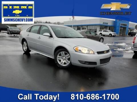 2010 Chevrolet Impala for sale at Aaron Adams @ Simms Chevrolet in Clio MI