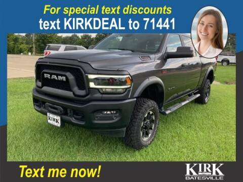 2021 RAM Ram Pickup 2500 for sale at Kirk Brothers Batesville in Batesville MS