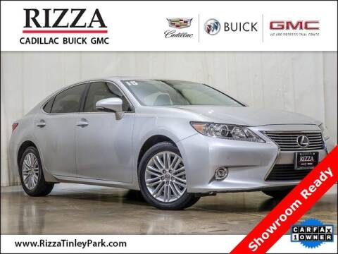 2015 Lexus ES 350 for sale at Rizza Buick GMC Cadillac in Tinley Park IL