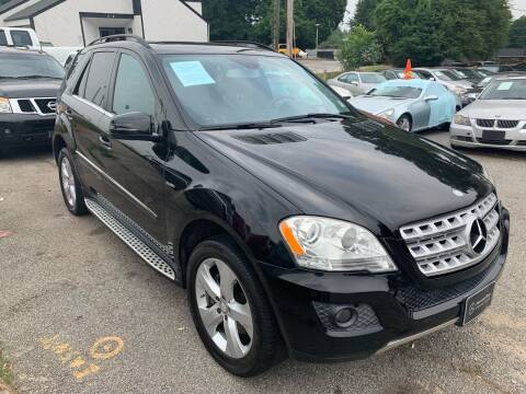 2011 Mercedes-Benz M-Class for sale at Philip Motors Inc in Snellville GA