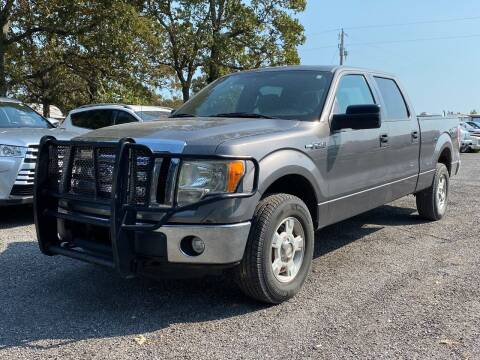 2011 Ford F-150 for sale at TINKER MOTOR COMPANY in Indianola OK