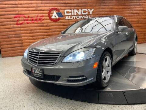 2012 Mercedes-Benz S-Class for sale at Dixie Imports in Fairfield OH