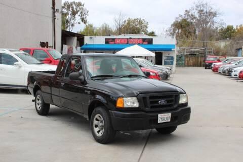 2005 Ford Ranger for sale at Car 1234 inc in El Cajon CA