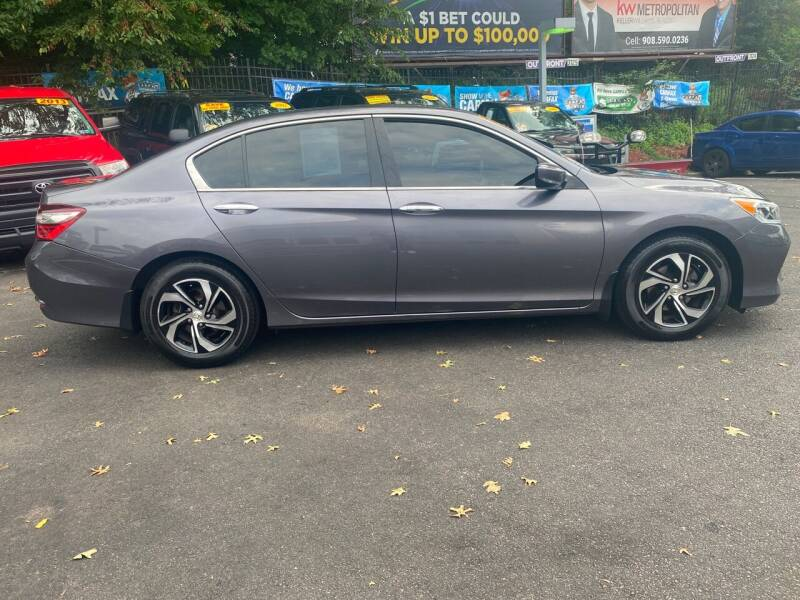 2017 Honda Accord LX 4dr Sedan CVT - Elizabeth NJ