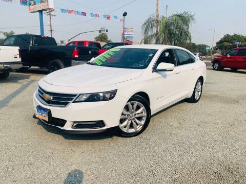 2019 Chevrolet Impala for sale at LA PLAYITA AUTO SALES INC - Tulare Lot in Tulare CA