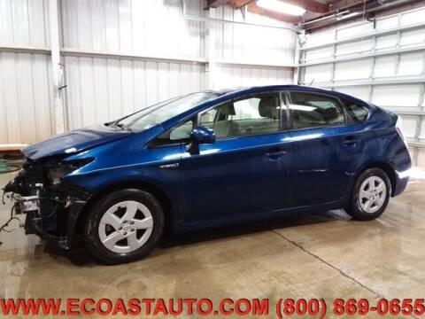2011 Toyota Prius for sale at East Coast Auto Source Inc. in Bedford VA