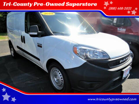 2019 RAM ProMaster City Cargo for sale at Tri-County Pre-Owned Superstore in Reynoldsburg OH