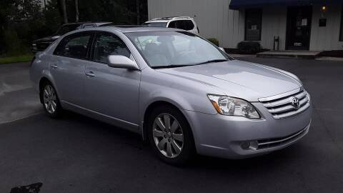 2007 Toyota Avalon for sale at BEST BUY AUTO SALES in Thomasville NC