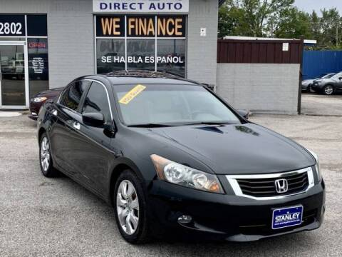 2010 Honda Accord for sale at Stanley Automotive Finance Enterprise - STANLEY DIRECT AUTO in Mesquite TX