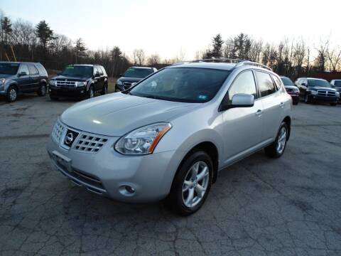 2008 Nissan Rogue for sale at Route 111 Auto Sales in Hampstead NH