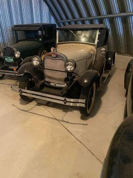 1930 Ford Model A for sale at Wayne Johnson Private Collection in Shenandoah IA
