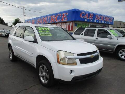 2007 Chevrolet Equinox for sale at CAR SOURCE OKC in Oklahoma City OK