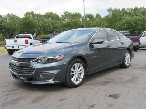 2016 Chevrolet Malibu for sale at Low Cost Cars North in Whitehall OH