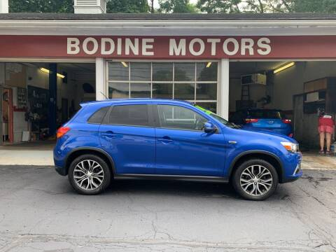 2016 Mitsubishi Outlander Sport for sale at BODINE MOTORS in Waverly NY