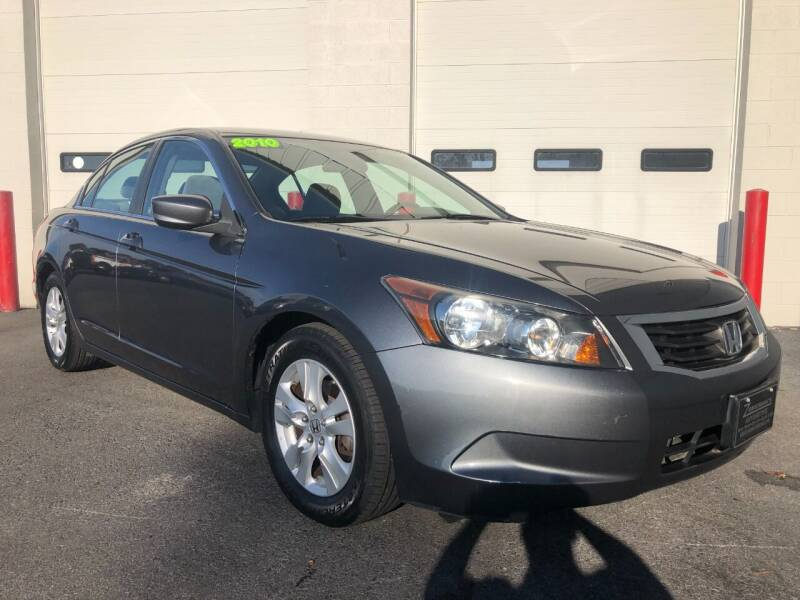 2010 Honda Accord for sale at Zimmerman's Automotive in Mechanicsburg PA