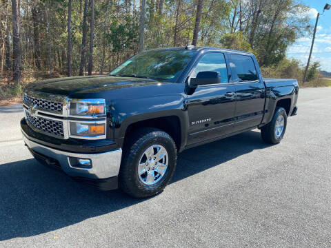 2015 Chevrolet Silverado 1500 for sale at Autoteam of Valdosta in Valdosta GA