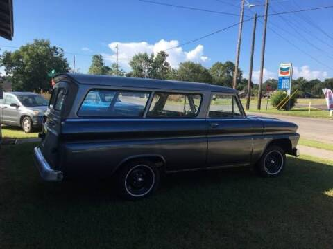 1964 Chevrolet Suburban for sale at Classic Car Deals in Cadillac MI