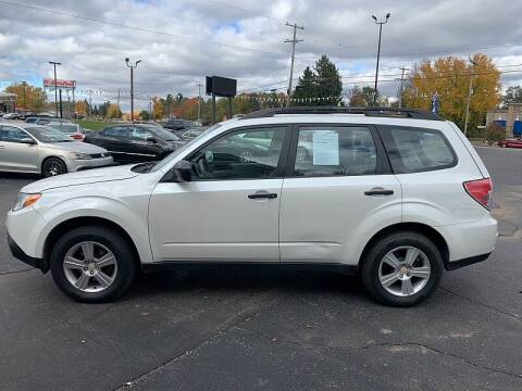 2012 Subaru Forester for sale at Car Zone in Otsego MI