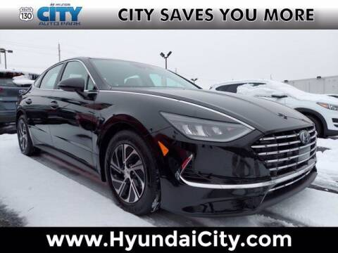 2020 Hyundai Sonata Hybrid for sale at City Auto Park in Burlington NJ
