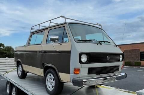 1982 Volkswagen Vanagon for sale at Moke America of Virginia Beach in Virginia Beach VA