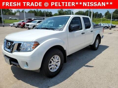2019 Nissan Frontier for sale at TEX TYLER Autos Cars Trucks SUV Sales in Tyler TX