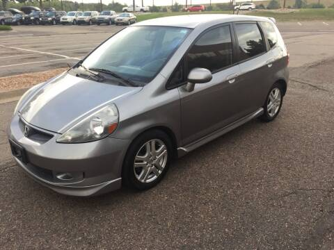 2007 Honda Fit for sale at STATEWIDE AUTOMOTIVE LLC in Englewood CO