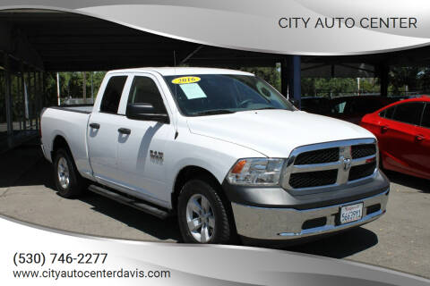 2016 RAM Ram Pickup 1500 for sale at City Auto Center in Davis CA