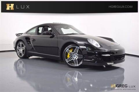 2007 Porsche 911 for sale at HGREG LUX EXCLUSIVE MOTORCARS in Pompano Beach FL