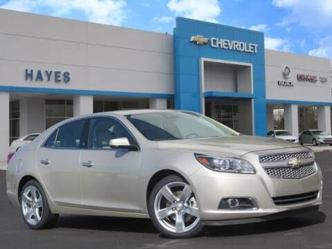 2013 Chevrolet Malibu for sale at HAYES CHEVROLET Buick GMC Cadillac Inc in Alto GA