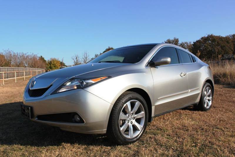 2012 Acura ZDX for sale at Mint Motors in Fort Worth TX