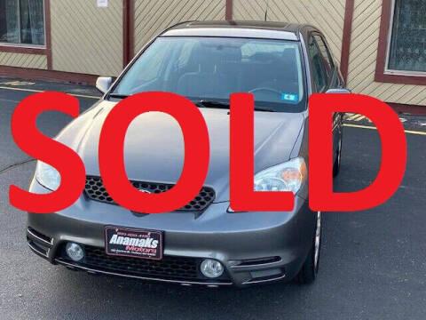 2004 Toyota Matrix for sale at Anamaks Motors LLC in Hudson NH