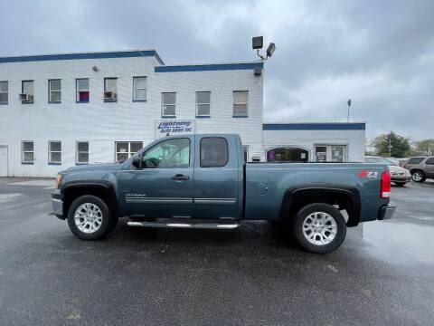 2010 GMC Sierra 1500 for sale at Lightning Auto Sales in Springfield IL