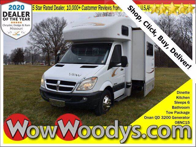 2007 Dodge Sprinter Cab Chassis for sale at WOODY'S AUTOMOTIVE GROUP in Chillicothe MO