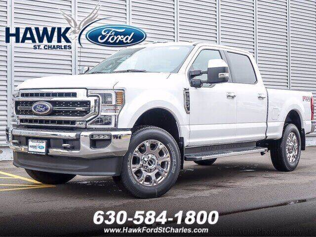 2020 Ford F-350 Super Duty for sale at Hawk Ford of St. Charles in Saint Charles IL