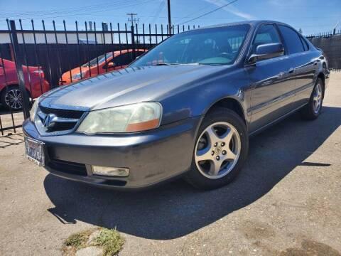 2002 Acura TL for sale at The Auto Barn in Sacramento CA