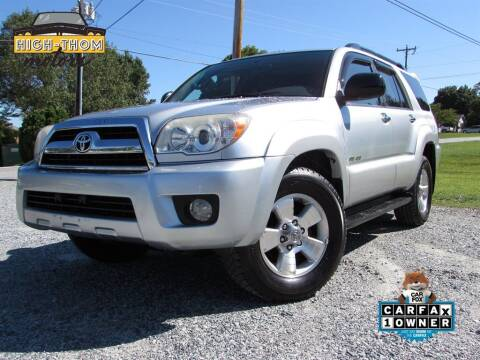 2006 Toyota 4Runner for sale at High-Thom Motors in Thomasville NC