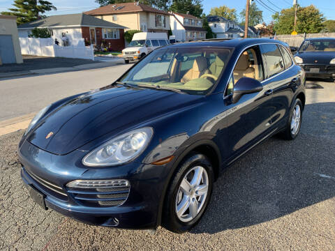 2013 Porsche Cayenne for sale at Jerusalem Auto Inc in North Merrick NY