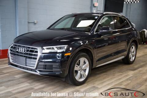 2018 Audi Q5 for sale at Bos Auto Inc in Quincy MA