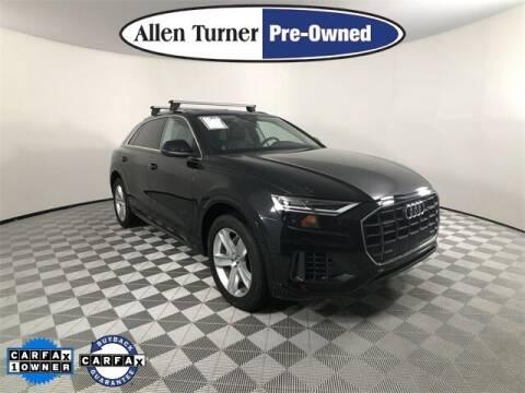 2019 Audi Q8 for sale at Allen Turner Hyundai in Pensacola FL