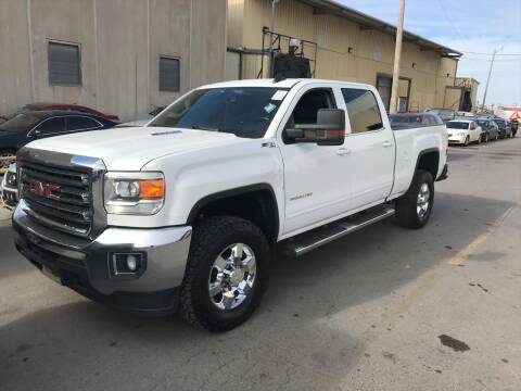 2015 GMC Sierra 2500HD for sale at Empire Auto Remarketing in Shawnee OK