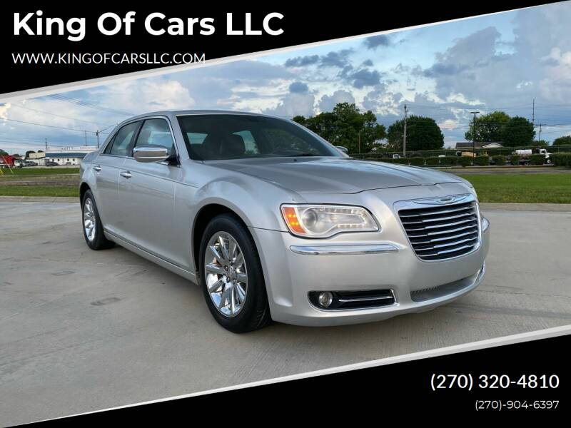 2012 Chrysler 300 for sale at King of Cars LLC in Bowling Green KY