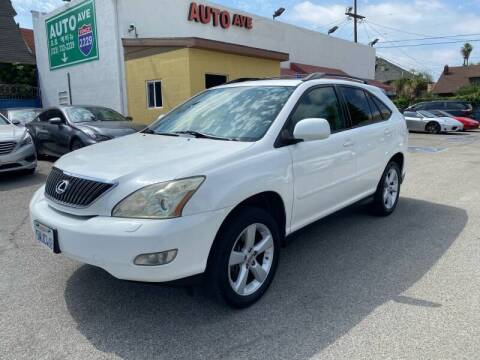 2007 Lexus RX 350 for sale at Auto Ave in Los Angeles CA