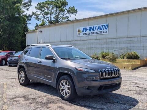 2014 Jeep Cherokee for sale at Nu-Way Auto Ocean Springs in Ocean Springs MS
